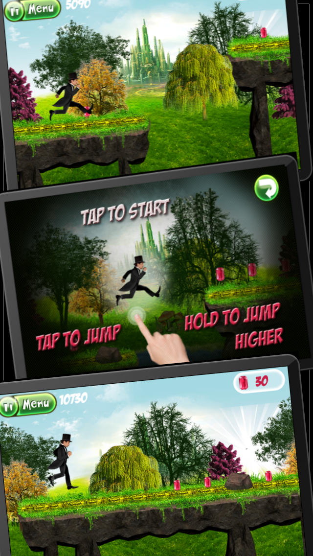 Great OZ Race PRO - Best Fun Racing Game to the Magic Emerald City