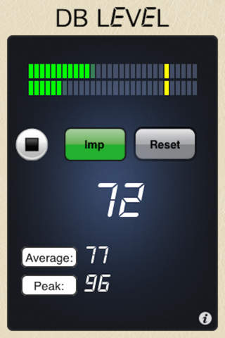 Decibel Meter® FREE on the App Store