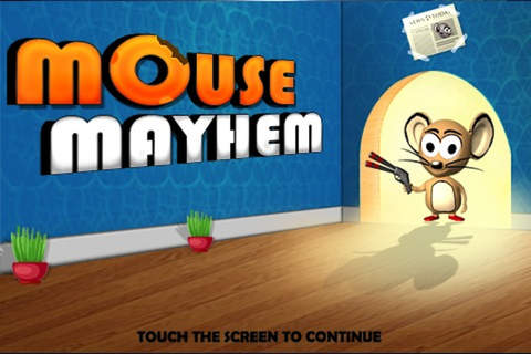 Mouse Mayhem 好玩的免费的儿童游戏