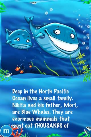 Nikita the Whale