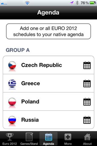 Euro 2012-|玩運動App免費|玩APPs