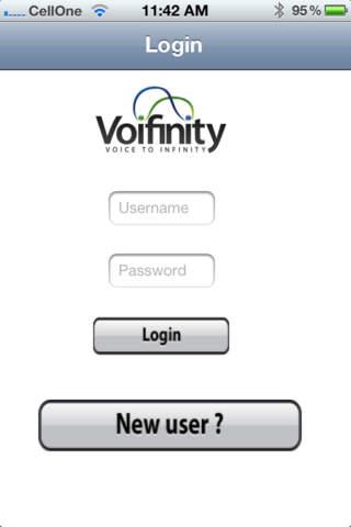 Voifinity Callback screenshot 2