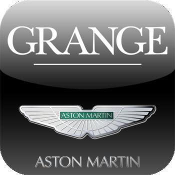 Grange Aston Martin LOGO-APP點子