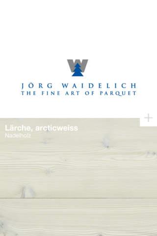 Jörg Waidelich Parquet