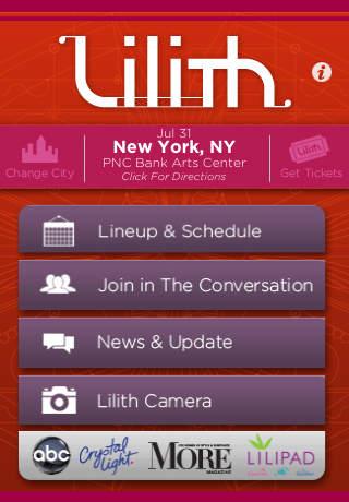 Lilith iPhone Screenshot 3