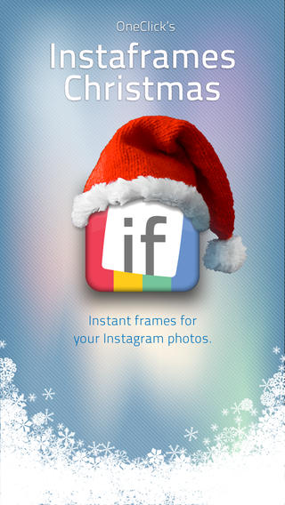 Instaframes Christmas - instant frames for your Instagram photos