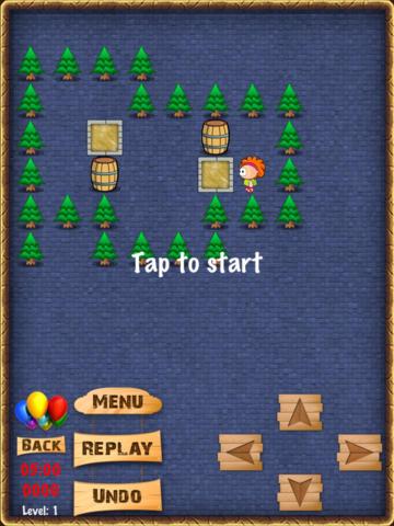 【免費遊戲App】推箱子 第二季   (iPad版)-APP點子