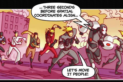 Consortium of Justice #1