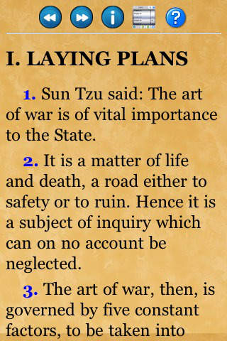 Art Of War (By Sun Tzu)