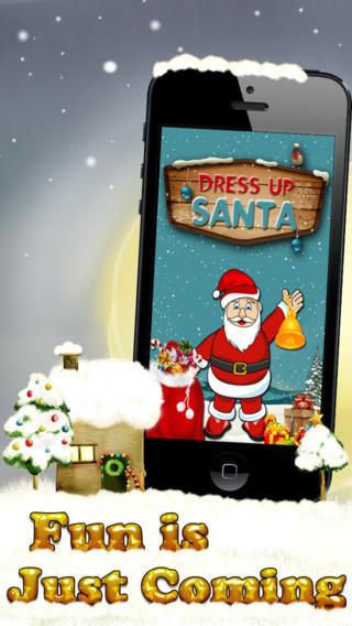 Dress up Santa PRO
