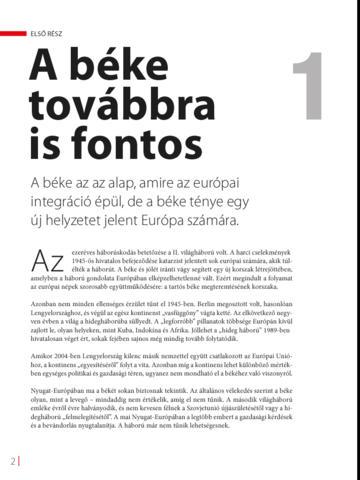 PL@EU (EURÓPA FÉNYESEBB OLDALA)