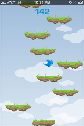 Bouncing Bird