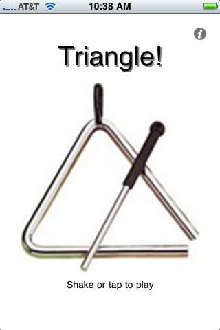 【免費音樂App】Triangle!-APP點子