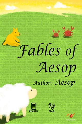 Aesop's Fables(120 fables)