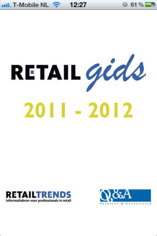 RetailGids 2011 - 2012