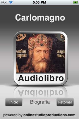 Audiolibro: Carlomagno