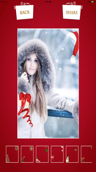 玩工具App|Christmerize Your Photos - A Christmas Photo Editing App免費|APP試玩
