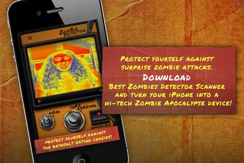 Best Zombies Detector Scanner