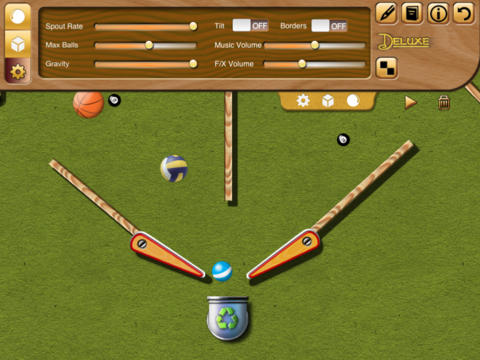 BallFallDown Deluxe iPad Screenshot 4