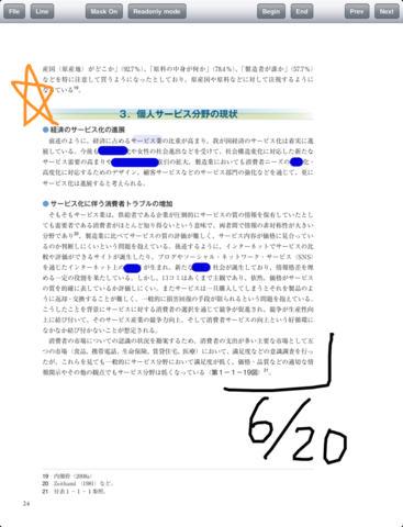 PDF masker