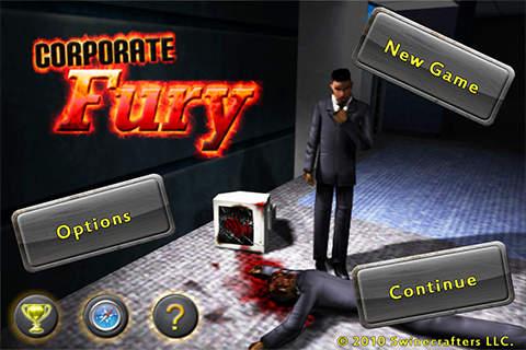 Corporate Fury