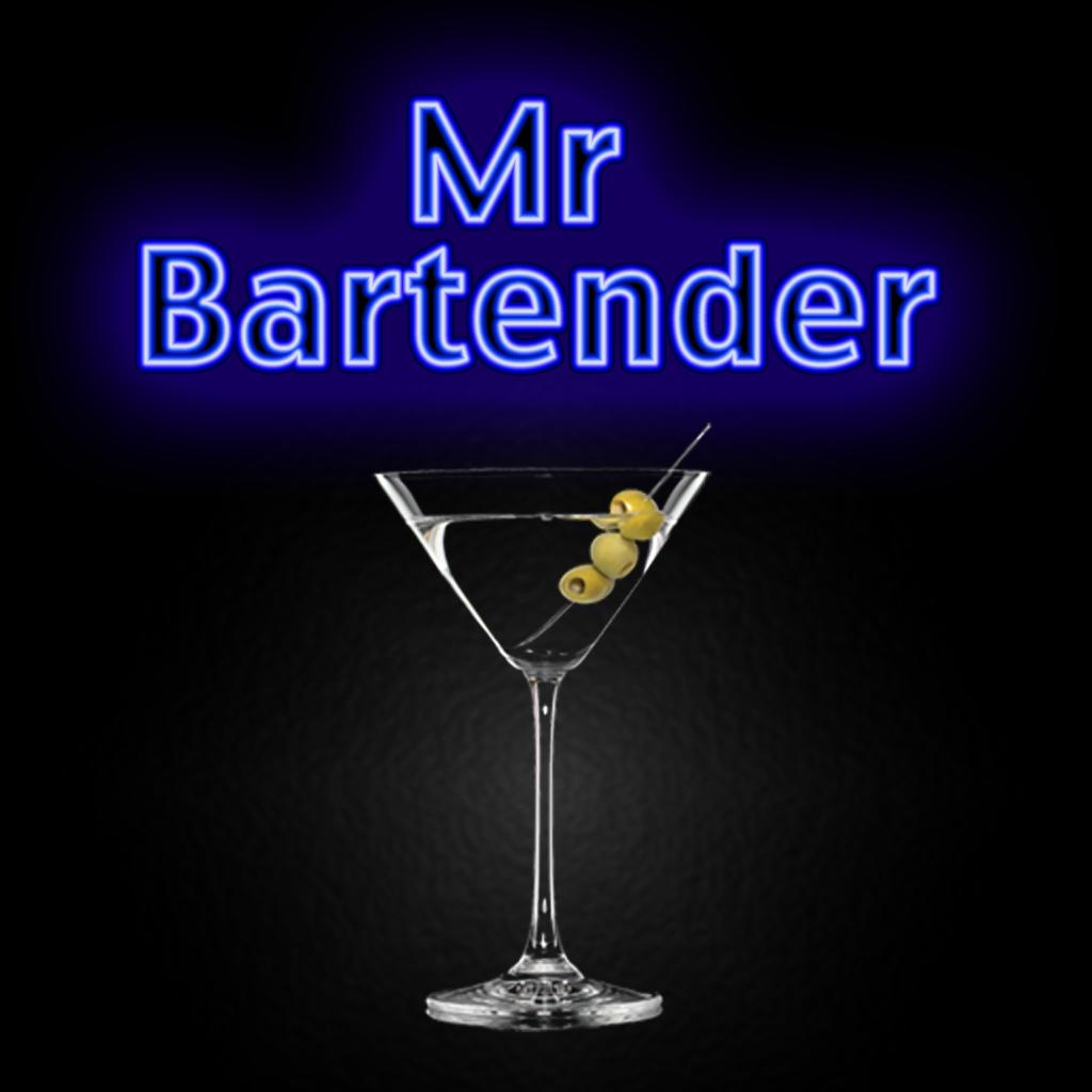 Mr bartender mixed drink bartending cocktail recipes for App cocktail