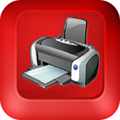Print Button (Print Documents, Photos, Web Pages from your iPhone or iPad) icon