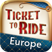 Ticket to Ride Europe Review icon