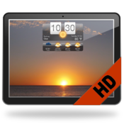 Living Weather HD - Live Wallpaper, Forecast Report & Desktop Clock for Mac icon