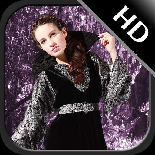 One Tap Camera Poses - Enchanted Poses iPad HD Edition, from Renaissance to the 19th Century