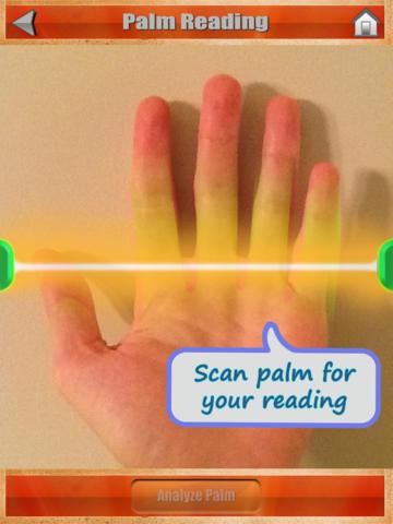 【免費娛樂App】Palm Reading Fortune Pro (Like a horoscope for your hand!)-APP點子