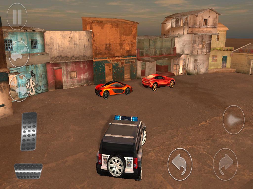 App Shopper Mad Cop 4 Hummer 4x4 Street Racing Games