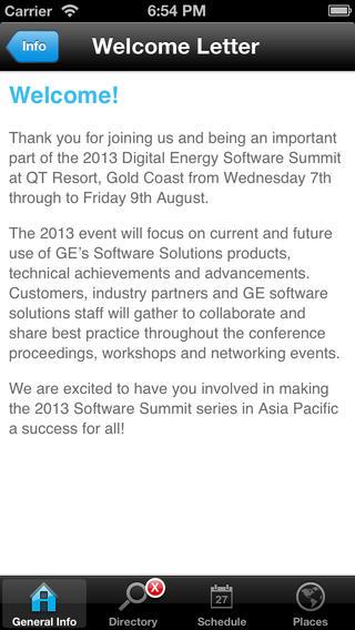 GE Summit