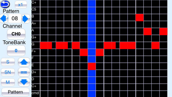 ChipTune Composer - 8bit sound