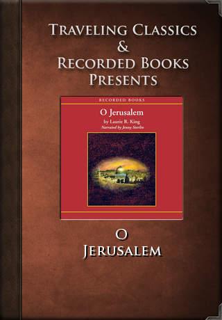 O Jerusalem: A Mary Russell Mystery Audiobook
