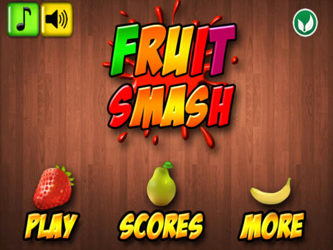Fruit Smash iPad Screenshot 2