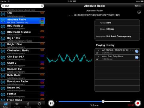 Radio Israel iPad Screenshot 1