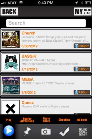 DubRadio iPhone Screenshot 3