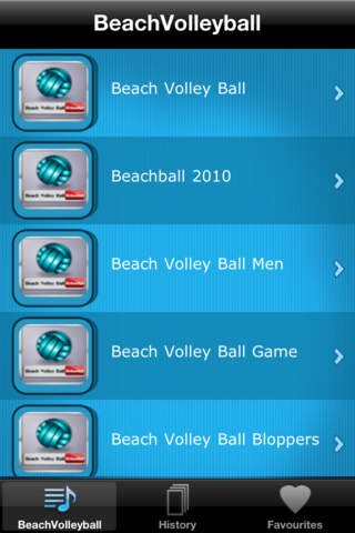 Beach Volley Ball Reloaded