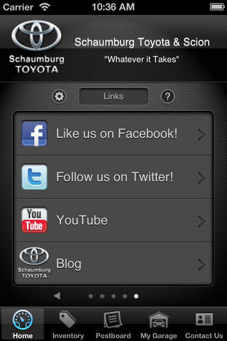 Schaumburg Toyota & Scion DealerApp