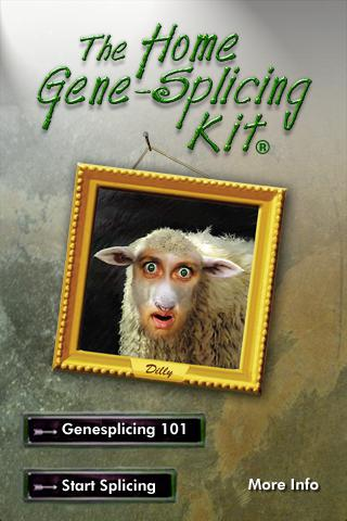Home Gene-Splicing Kit