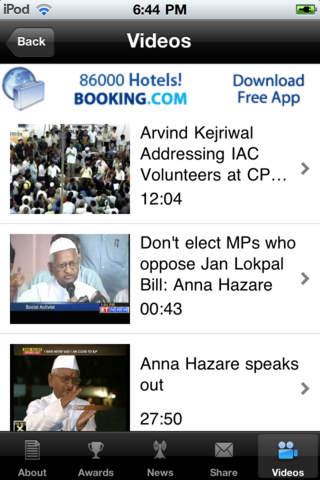 Anna Hazare Biography