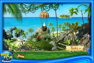 秘密任务-遗忘的岛屿