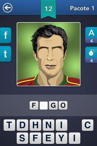 Football Quiz  ~ Guess the Player & Team! screenshot 3
