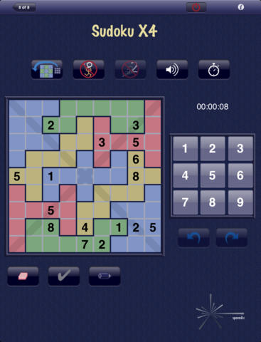 Sudoku X4 HD