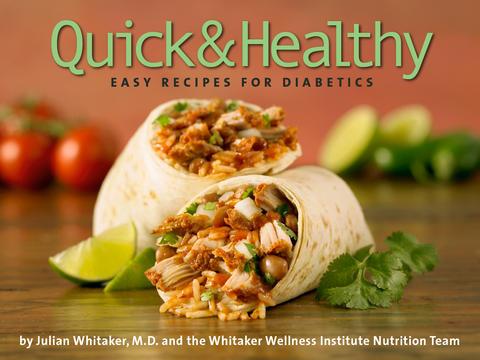 Quick Healthy - Easy Recipes for Diabetics