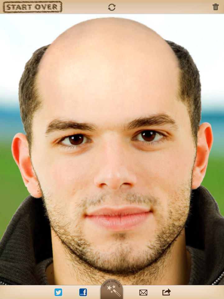 BaldBooth - iPhone Mobile Analytics and App Store Data