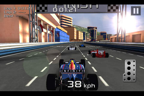 Red Bull Augmented Racing Reloaded