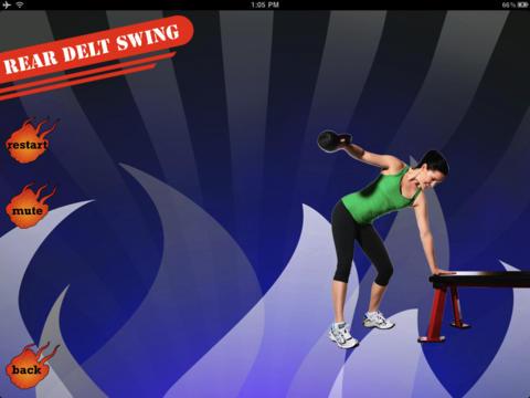 High Performance NYC Workout screenshot