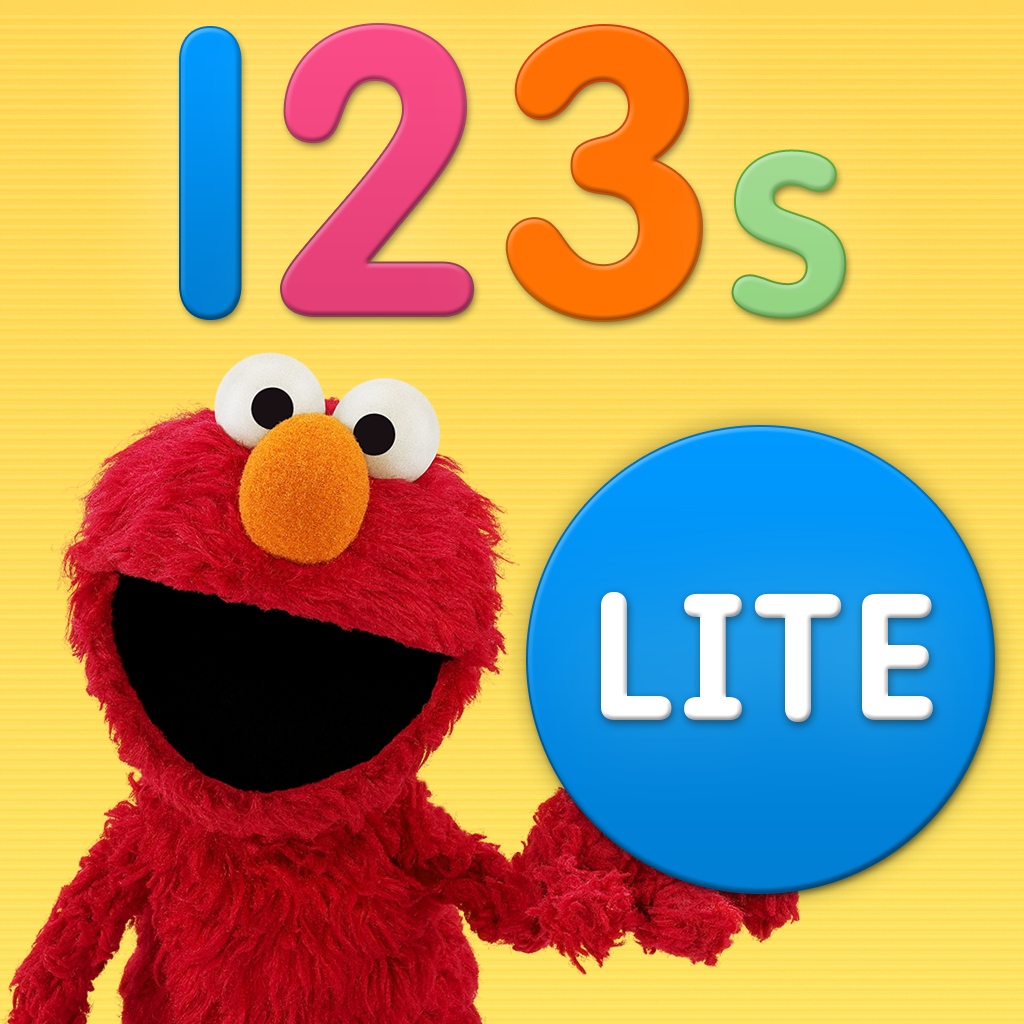 Elmo Loves 123s Lite on the App Store on iTunes